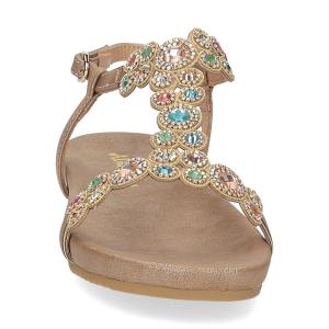 Alma en Pena sandalo oporto bronze v20833-3