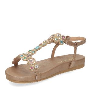 Alma en Pena sandalo oporto bronze v20833-4