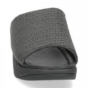 Fitflop Imogen Basket weave slides-3