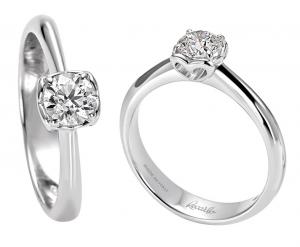 ReCarlo Anello Anniversary - Diamante ct. 0,19