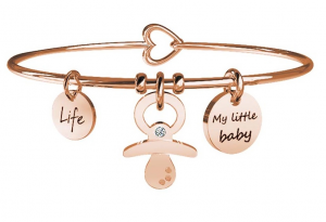 Kidult Bracciale Special Moments, Life, CIUCCIO   MY LITTLE BABY