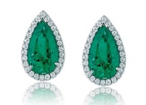 Babila Milano Orecchini Le Gemme - Smeraldi 1,50 ct