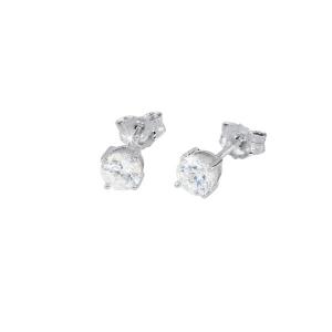 Mabina Orecchini Argento - Punto Luce 5 mm