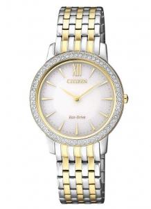 Citizen Lady Collection (Cassa acciaio, quadrante bianco)