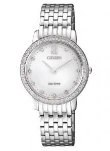Citizen Lady Collection (Cassa acciaio, quadrante argento)