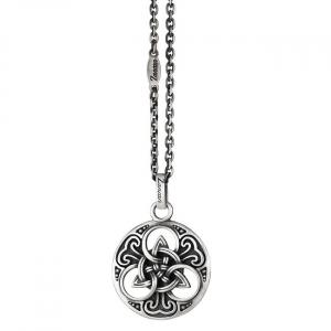 Zancan Collana Vintage (Ciondolo celtico)