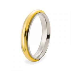 UnoAErre Andromeda - brillanti promesse (Oro giallo e bianco)