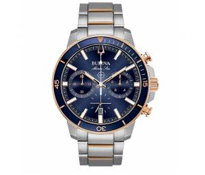 Bulova Orologio Marine Star (Cronografo Bicolore)