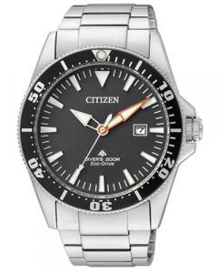 Citizen Diver's 200 mt Eco-Drive (Bracciale acciaio)
