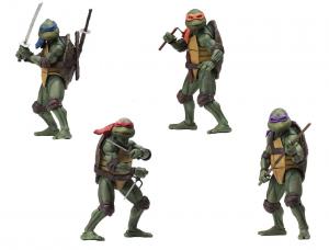 *PREORDER* Teenage Mutant Ninja Turtles Movie 1990 Serie 1 by Neca