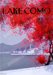 Lake Como 5 - Stampe su tela