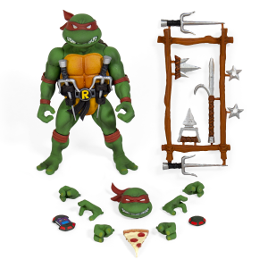 Teenage Mutant Ninja Turtles: Ultimates Action Figure Serie 1 (completa) by Super 7