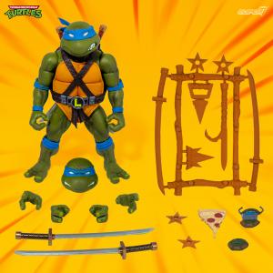 Teenage Mutant Ninja Turtles: Ultimates Action Figure Serie 2 (completa) by Super 7