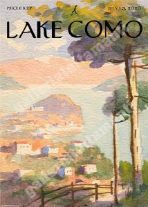 Lake Como 2 - Stampa su carta