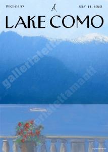 Lake Como 3 - Stampa su carta