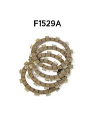 F1529A  KIT DISCHI FRIZIONE CONDUTTORI MOTORE MINARELLI AM 3 4 5 AM6 NEWFREN