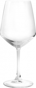 Set 6 Calici vino in vetro cristallino, Universum, cl 55 cm.22h