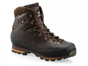 970 GROUSE GTX RR - Botas de caza - Waxed Dark Brown