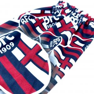 COPRIMASCHERINA ALLOVER CREST Bologna Fc