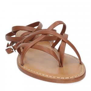 De Capri a Paris sandalo infradito 28 sandy marrone-3