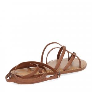 De Capri a Paris sandalo infradito 28 sandy marrone-5