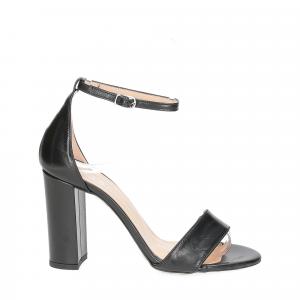 Il Laccio sandalo 1000 pelle nero-2