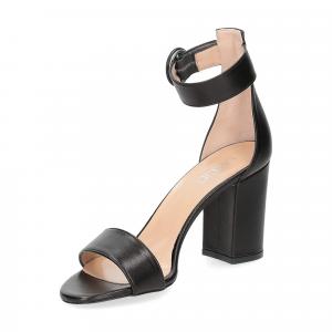 Il Laccio sandalo 1101 pelle nero-4