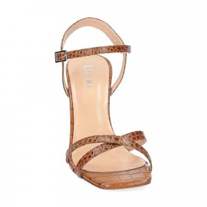 Il Laccio sandalo 1200 pelle cocco cuoio-3