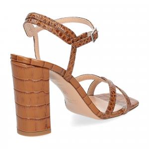 Il Laccio sandalo 1200 pelle cocco cuoio-5