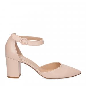 Il Laccio sandaliera 1357 pelle rosa-2
