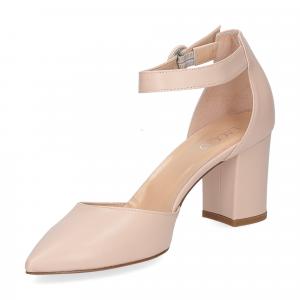 Il Laccio sandaliera 1357 pelle rosa-4