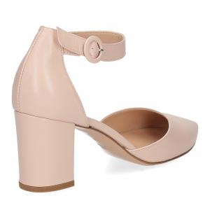 Il Laccio sandaliera 1357 pelle rosa-5