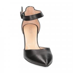 Il Laccio sandaliera 1357 pelle nero-3