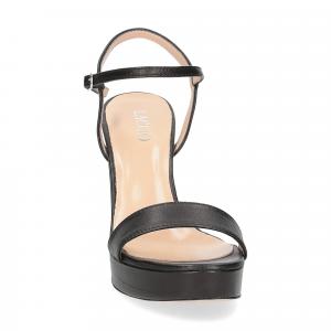 Il Laccio sandalo 2846 pelle nero-3