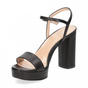 Il Laccio sandalo 2846 pelle nero-4