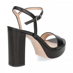 Il Laccio sandalo 2846 pelle nero-5