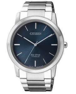 Citizen Supertitanio Uomo Quadrante blu