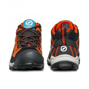 NEUTRON MID KID GTX   -   Trail Running e passeggiate   -   Black-Orange