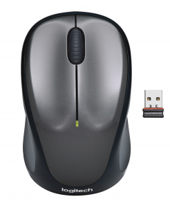 Logitech M235 mouse RF Wireless Ottico 1000 DPI Ambidestro