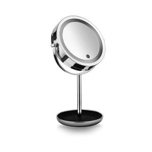 Macom SIRIO CLASSY specchietto per trucco Libera installazione Rotondo Cromo
