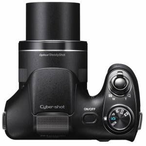 Sony Cyber-shot DSC-H300 compact camera Fotocamera compatta 20,1 MP CCD 5152 x 3864 Pixel 1/2.3