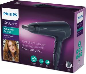 Philips ThermoProtect Asciugacapelli 2100 W