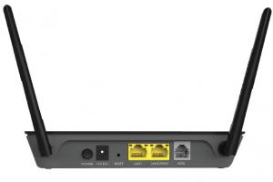 Netgear D1500 router wireless Fast Ethernet