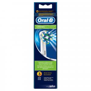 Oral-B Testine Per Spazzolino CrossAction X3