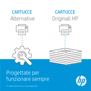 HP 62 Originale Nero