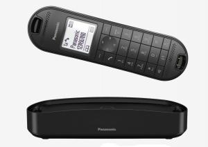 Panasonic KX-TGK320 Telefono DECT Nero Identificatore di chiamata