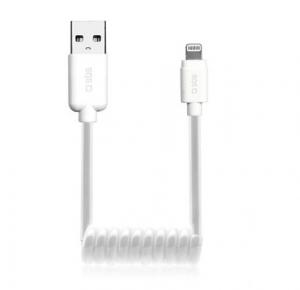 SBS 0.5m USB/Lightning 0,5 m Bianco