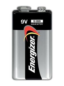 Energizer Alkaline Power 9V Batteria monouso Alcalino