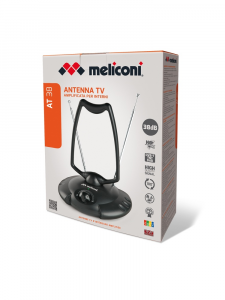 Meliconi AT-38 antenna TV da interni