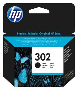 HP 302 Originale Nero 1 pezzo(i)
